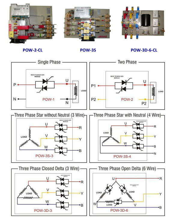 3 phase control transformer wiring diagram with starter thyristor power controller  thyristor power controllers  thyristor power controller  thyristor power controllers