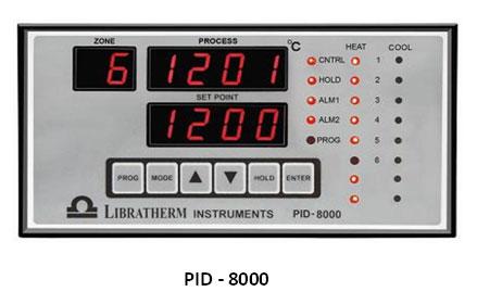Microprocessor Based Multi Loop Pid Temperature Controller