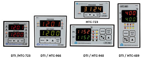 Temperature or Process On-Off Controller Temperature Controller